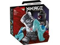 LEGO NINJAGO 71731 - BATTAGLIA EPICA - ZANE VS NINDROID