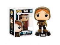 Funko Star Wars Rogue One POP Movies Vinile Figura Jyn Erso 9 cm