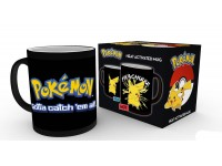 Pokemon Tazza Termica Pikachu Cambia Immagine Con Il Calore Gb Eye