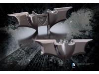Bat Orologio Pieghevole Batman Il Cavaliere Oscuro Noble Collection