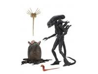 Alien 1979 Statua Alien Ultimate 40° Anniversario Big Chap Figura 23cm Neca