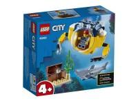 LEGO CITY 60263 - MINISOTTOMARINO OCEANICO