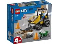 LEGO CITY 60284 - RUSPA DA CANTIERE