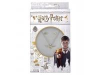 Harry Potter Set Collana e Orecchini Boccino D'oro The Carat Shop