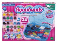 Aquabeads - Mega Scatola di Perline