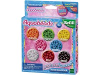 Aquabeads - Scatola Perline Solide