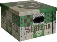 Harry Potter Box Scatola Portaoggetti Pieghevole Serpeverde 24x37x37 cm Pyramid