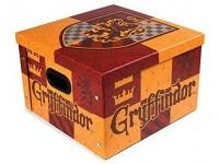 Harry Potter Box Scatola Portaoggetti Pieghevole Grifondoro 24x37x37 cm Pyramid