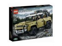 LEGO TECHNIC 42110 - LAND ROVER DEFENDER SCATOLA ROVINATA