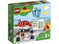 LEGO DUPLO 10961 - AEREO E AEREOPORTO