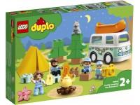 LEGO DUPLO 10946 - AVVENTURA IN FAMIGLIA SUL CAMPER VAN