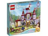 LEGO DISNEY PRINCESS 43196 - IL CASTELLO DI BELLE E DELLA BESTIA