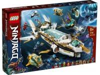 LEGO NINJAGO 71756 - IDRO-VASCELLO