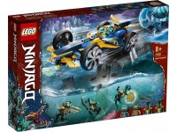 LEGO NINJAGO 71752 - BOLIDE SUBACQUEO DEI NINJA