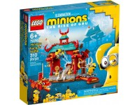 LEGO MINIONS 75550 - LA BATTAGLIA KUNG FU DEI MINIONS