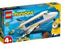 LEGO MINIONS 75547 - L'ADDESTRAMENTO DEL MINION PILOTA