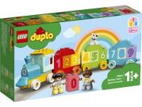 LEGO DUPLO 10954 - TRENO DEI NUMERI - IMPARIAMO A CONTARE