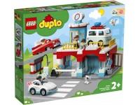 LEGO DUPLO 10948 - AUTORIMESSA E AUTOLAVAGGIO