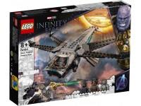 LEGO SUPER EROI 76186 - Il dragone volante di Black Panther