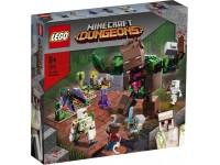 LEGO MINECRAFT 21176 - L'ABOMINIO DELLA GIUNGLA