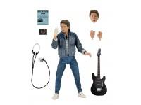 Ritorno Al Fututo Statua Marty Mcfly Ultimate Audizione Action Figura 18 cm Neca