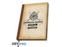 Harry Potter Agenda - Hogwarts Rigida Gadget
