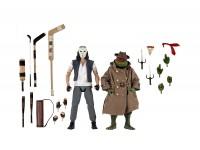 Neca Tartarughe Ninja Casey Jones&raphael Disg 2pk Action Figure