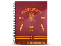Harry Potter Grifondoro A4 Agenda Karactermania