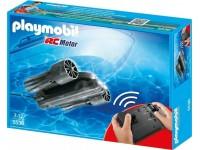 Playmobil 5536 - Motore Radiocomandato Subacqueo Nero PRODOTTO INCOMPLETO