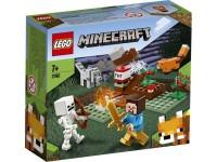 LEGO MINECRAFT 21162 - AVVENTURA NELLA TAIGA