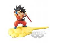 Dragon Ball Figura Goku E Flying Nimbus 13 cm Banpresto