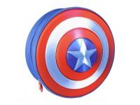 Marvel Avengers Zaino per Bambini 3d Premium Capitan America Cerdà