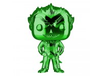 Dc Comics Funko Pop Heroes Vinile Figura The Joker (Verde Cromo) 9 Cm