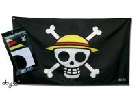 "One Piece - Bandiera ""skull - Luffy"" (70x120)"