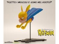 Infinite Rat-Man Coll 6 Statua Fletto Rat-Man 16 cm