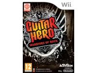 GUITAR HERO 6 WARRIORS OF ROCK SOCIAL GAMES - WII