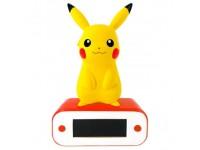 Pokemon Pikachu Lampada Sveglia Teknofun
