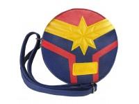 Borsa Captain Marvel in Ecopelle Cerdà