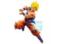 Dragon Ball Statua Super Saiyan Son Goku Z Battle 15cm Banpresto