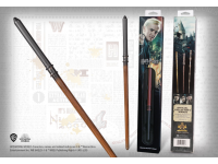 Harry Potter Bacchetta Magica Draco Malfoy in Blister Noble Collection