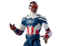 Marvel Falcon E The Winter Soldier Captain America Figura 15cm Hasbro