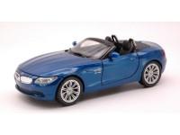 New Ray NY71186BL BMW Z 4 BLUE 1:24 Modellino SCATOLA ROVINATA