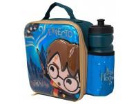 Harry Potter Kawaii Set Borsa Per Il Pranzo + Borraccia Blue Sky Studios