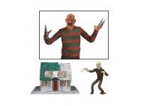Ultimate Freddy Dream Warriors Pesadilla en Elm Street 3 Figura 18 cm Neca