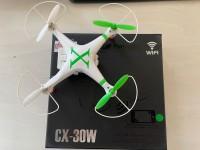 SHX30 Quadricottero Cheerson CX-30W Drone Cam Wifi SCATOLA ROVINATA