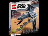 LEGO STAR WARS 75314 - NAVETTA D'ATTACCO THE BAD BATCH