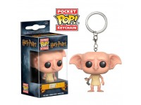 Harry Potter Pocket Pop Portachiavi Dobby Funko