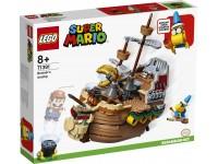 LEGO SUPER MARIO 71391 - IL VELIERO VOLANTE DI BOWSER - PACK DI ESPANSIONE SCATOLA ROVINATA