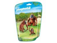 PLAYMOBIL 6648 - FAMIGLIA DI ORANGHI