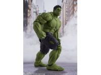 Avengers Assemble Hulk Shf Action Figura Bandai